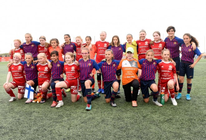 Barcelona Girls Cup, International Girls Football Tournament in Barcelona, Spain