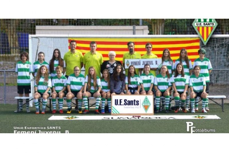 UE Sants - G03 - 2019 - Schedule & Results | Barcelona Girls Cup